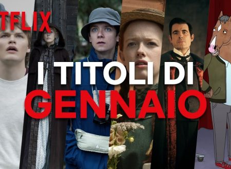 Netflix – Le novità in arrivo a gennaio 2020