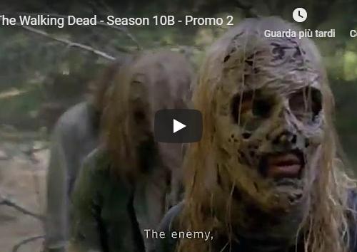The Walking Dead – Stagione 10B – Promo #2