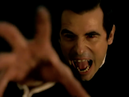 Dracula – La nuova serie da domani su Netflix