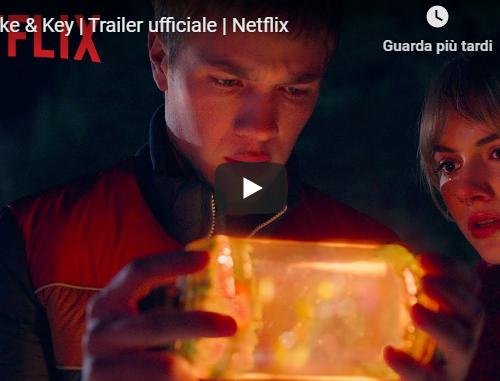 Locke & Key | Trailer ufficiale della nuova serie Netflix