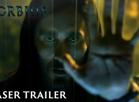 Morbius – Trailer italiano del film Marvel con Jared Leto