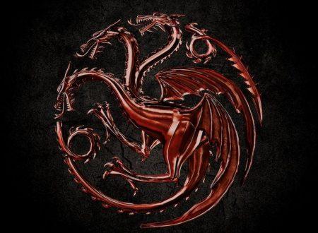 House of the Dragon – Game of Thrones Prequel arriverà nel 2022
