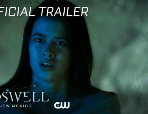 Roswell New Mexico 2 – Ecco il promo della seconda stagione