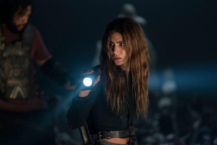 Nadia Hilker as Magna - The Walking Dead _ Season 10 - Photo Credit: Chuck Zlotnick/AMC