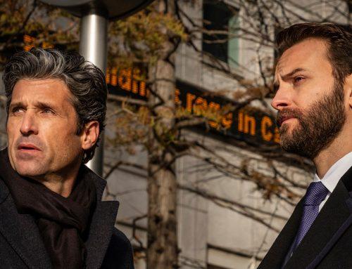 Diavoli, la serie Sky con Patrick Dempsey ed Alessandro Borghi arriverà ad aprile