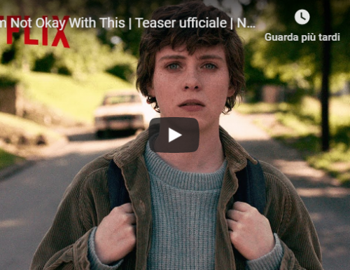 I Am Not Okay With This – Teaser della nuova serie Netflix dai produttori di Stranger Things