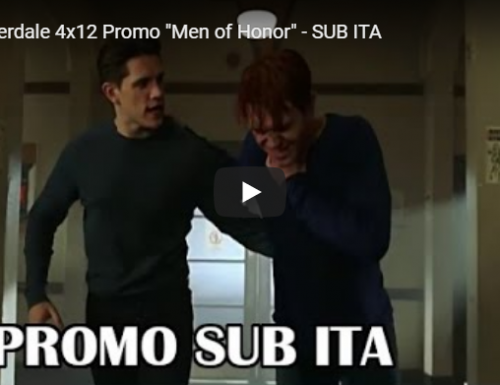 "Riverdale – 4×12 ""Men of Honor"" – Promo SUB ITA + sinossi"