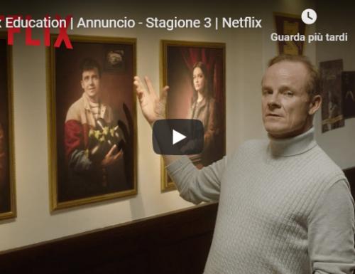 Sex Education rinnovato per una terza stagione