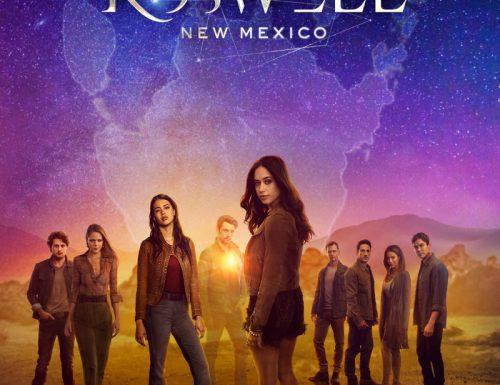 Roswell New Mexico – Poster della seconda stagione