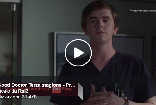 The Good Doctor – Terza stagione in arrivo su Rai2