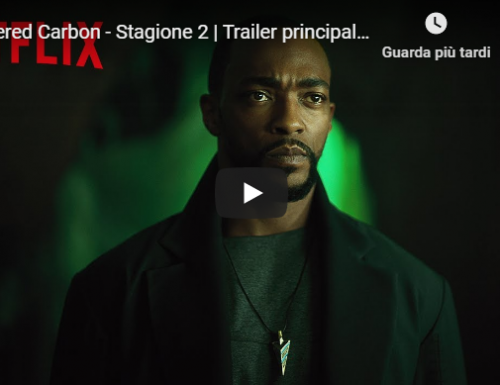 Altered Carbon 2 – Trailer ufficiale