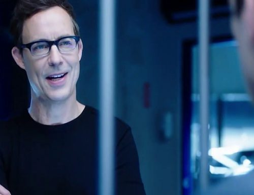 The Flash – 6×13 – Grodd Friended Me – Promo