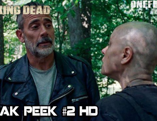 """The Walking Dead – 10×09 – Squeeze – Sneak Peek """"Negan e Alpha"""""""