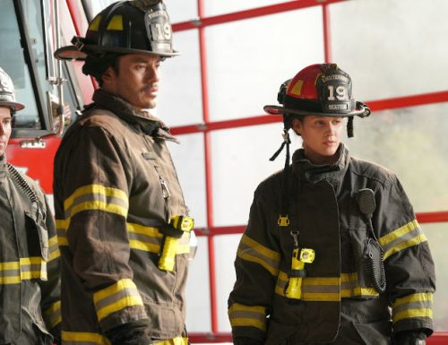 Station 19 – 3×04 – House Where Nobody Lives – Promo
