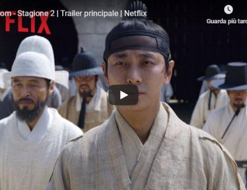 Kingdom – Stagione 2 | Trailer principale della serie Netflix