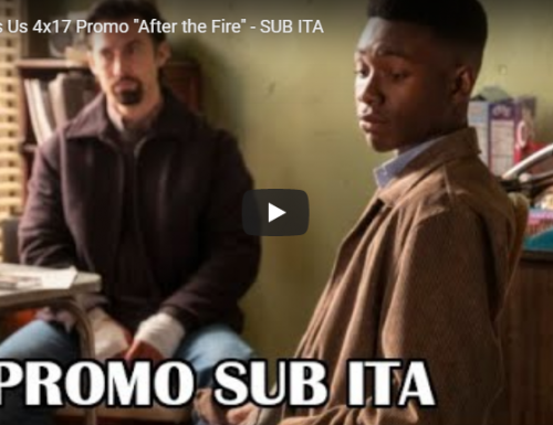 This Is Us – 4×17 – After the Fire – Promo SUB ITA
