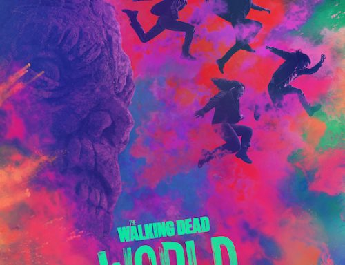 The Walking Dead: World Beyond: Poster e foto promozionali