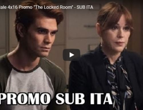 Riverdale – 4×16 – The Locked Room – Promo SUB ITA