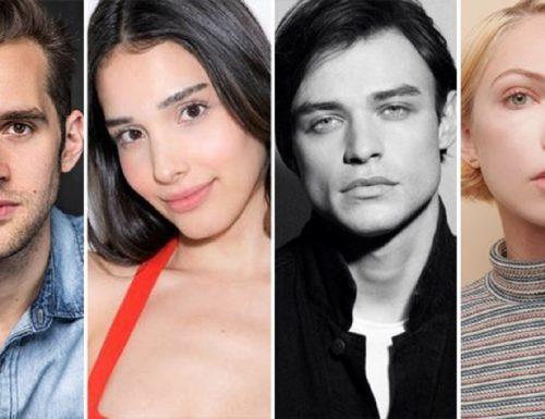Gossip Girl: Tavi Gevinson, Thomas Doherty, Adam Chanler-Berat e Zion Moreno nel reboot di HBO Max