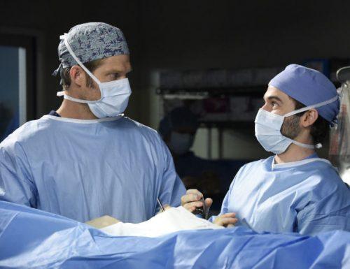 Grey's Anatomy -16×18 – Give a Little Bit – Promo