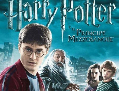 Harry Potter e il Principe Mezzosangue: stasera su Italia1