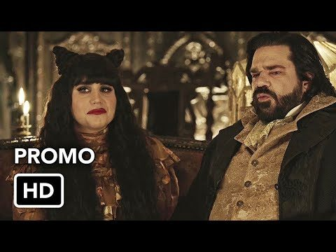 What We Do In The Shadows – Teaser promo della seconda stagione