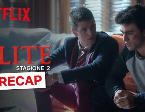 Il riassunto della seconda stagione di Élite