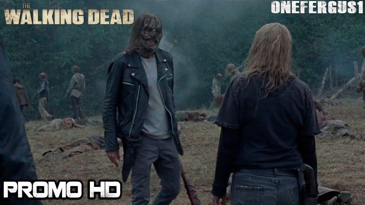 Walking Dead Netflix Suomi