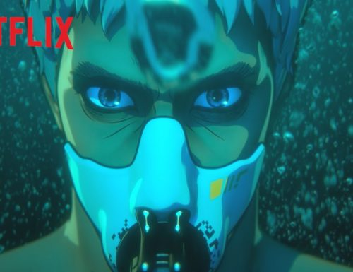 Altered Carbon: Resleeved | Trailer ufficiale