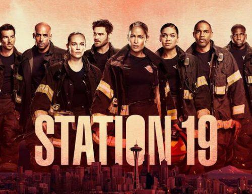 Station 19 rinnovato per una quarta stagione