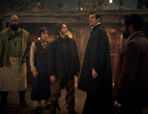 Dracula, mini serie Netflix: Recensione episodio 1×02 – Veliero di sangue