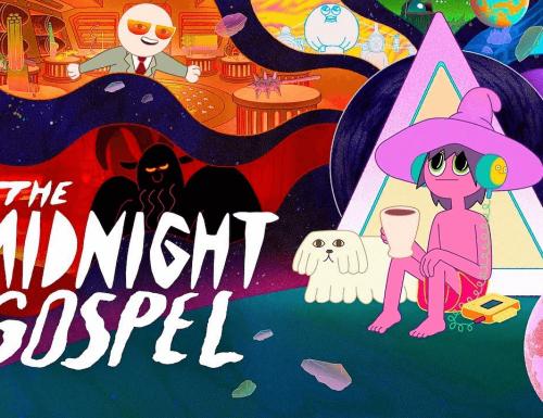Midnight Gospel: una serie animata Netflix per l'anima
