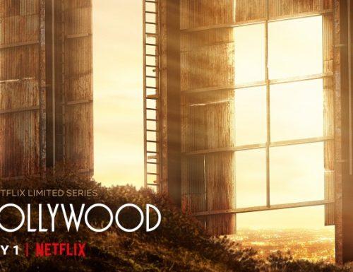 Hollywood – Ecco il trailer della nuova serie di Ryan Murphy in arrivo su Netflix