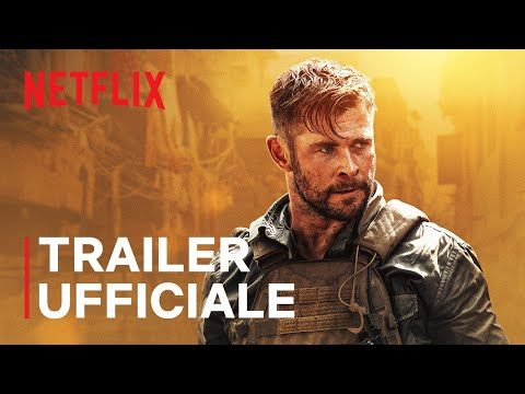 Tyler Rake | Trailer ufficiale del film Netflix con Chris Hemsworth