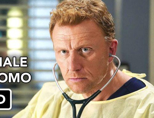 Grey's Anatomy – 16×21 – Put on a Happy Face (Season Finale) – Promo