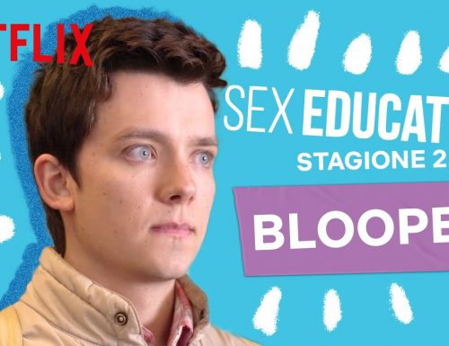 I bloopers della seconda stagione di Sex Education | Netflix