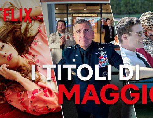 Cosa ci aspetta a maggio su Netflix?