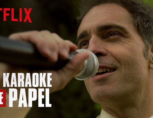 La Casa di Carta | Il Karaoke de Papel – Berlino – Ti Amo | Netflix