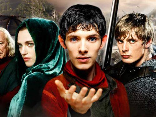 Merlin sbarca su Netflix