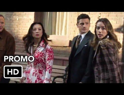 """Agents of SHIELD 7 – Promo """"Rescue the Future"""" della settima ed ultima stagione"""