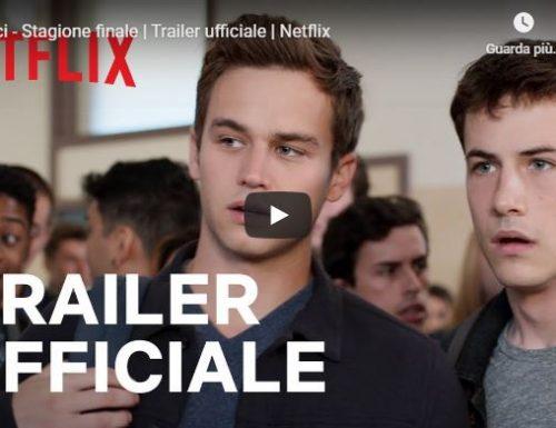 Tredici – 13 Reasons Why: Trailer ufficiale dell'ultima stagione