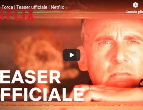 Space Force | Teaser ufficiale della serie con Steve Carell dagli ideatori di The Office