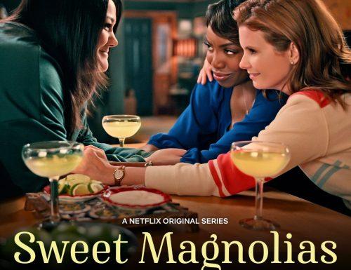 Il Colore delle Magnolie da oggi disponibile su Netflix