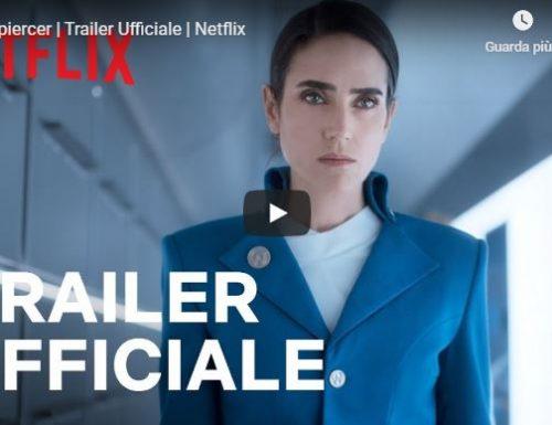 Snowpiercer | Trailer Ufficiale in italiano