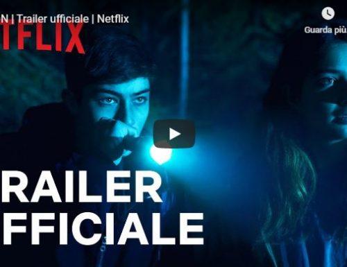 CURON – Trailer ufficiale della nuova serie originale Netflix