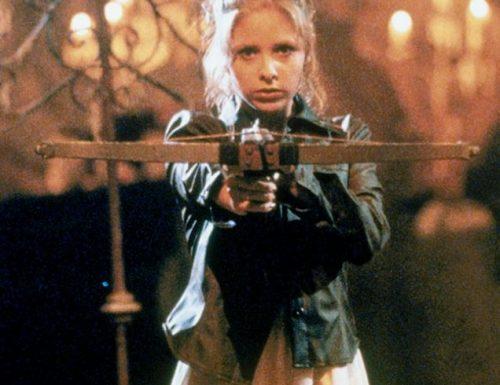 Sarah Michelle Gellar indossa dopo 23 anni il vestito di Buffy L'ammazzavampiri