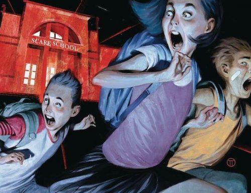 Just Beyond: Disney+ ordina la serie antologica basata sul fumetto di R.L. Stine