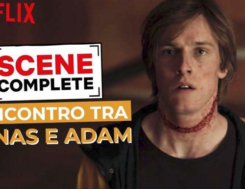 L'incontro tra Jonas e Adam nella seconda stagione di Dark
