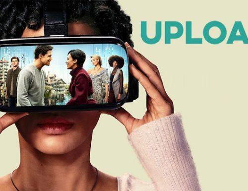 Upload rinnovato per una seconda stagione da Amazon Prime Video