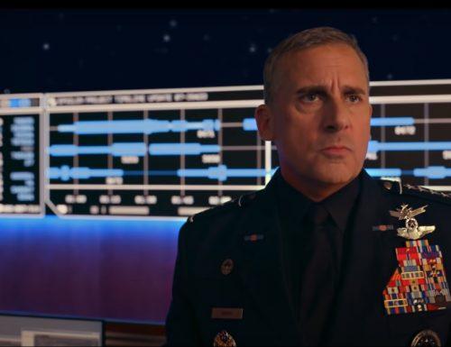 Space Force – Recensione della serie Netflix con Steve Carell